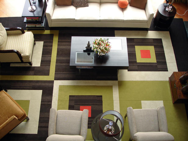 Carpet Tiles and Custom Made Area Rugs