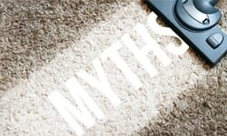 Top 5 Myths About Carpet Cleaning