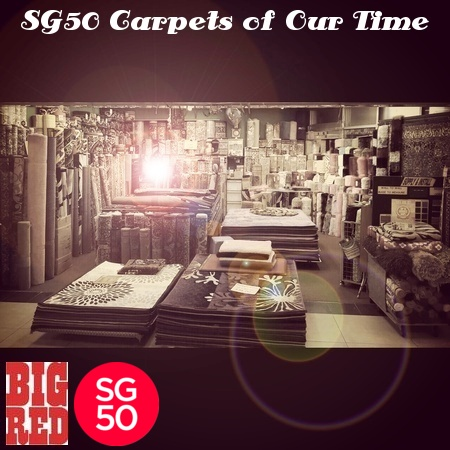 SG50 Carpets of Our Time