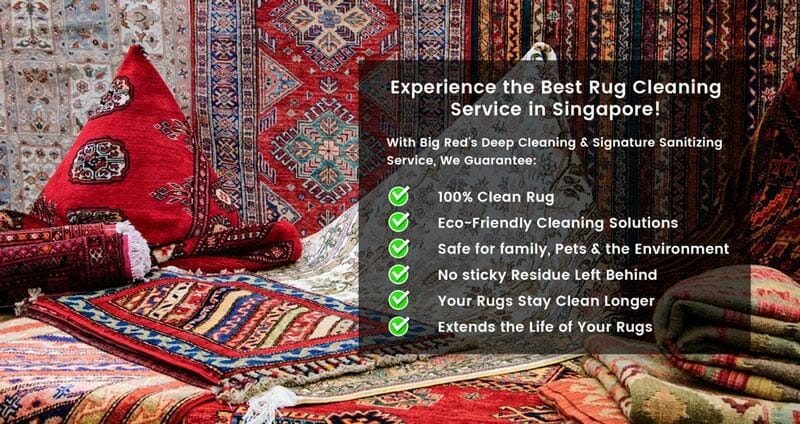Rug Cleaning Singapore Affordable Services