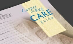 Carpet & Rug Care Guide