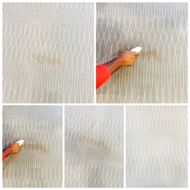 Carpet Stain Removal - Big Red Carpet Cleaners, Singapore