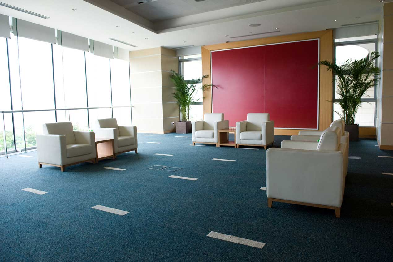 Commercial Broadloom Carpet | Carpet Supply & Installation Singapore