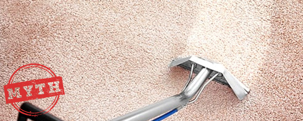 Cleaning Carpets Will Lead to Dirty Carpets Faster