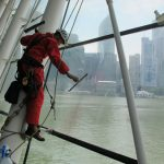 Facade Cleaning - Big Red Carpet Cleaners, Singapore