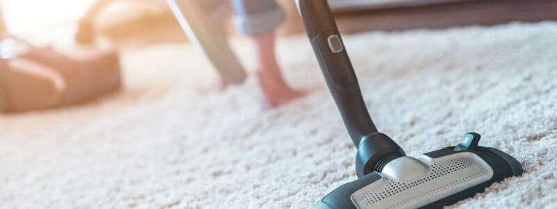 Regular cleaning and vacuuming