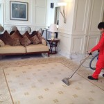 hotel lobby carpet cleaning