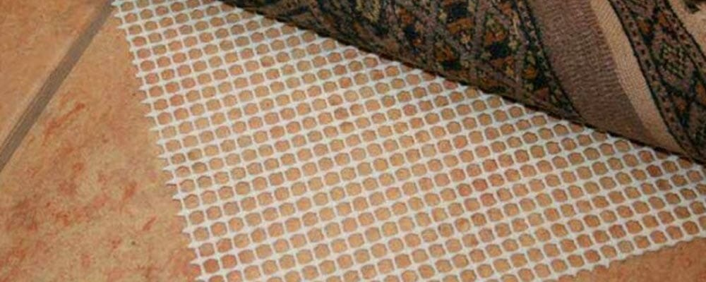 Mistakes to Avoid When Buying Rugs - Rug Pads & Underlays