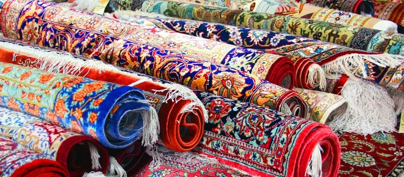 Rug Color Restoration | Rug Repair Rug Restoration Singapore - Big Red Carpet Cleaners