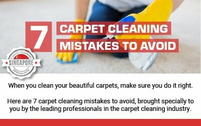 7 Carpet Cleaning Mistakes to Avoid