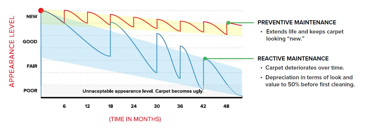 Singapore Carpet Cleaning Company Advantage
