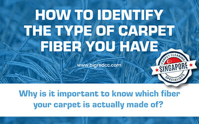 How to Identify The Type of Carpet Fiber You Have