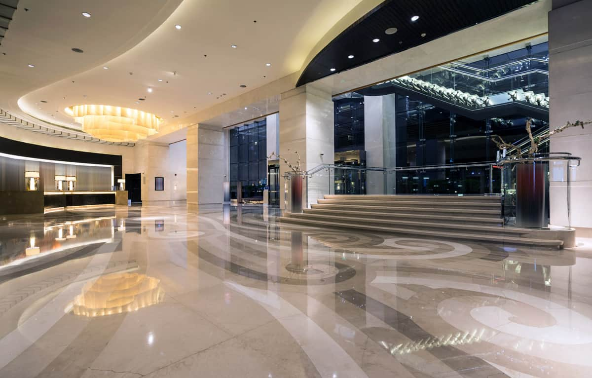 Singapore Marble Flooring Maintenance