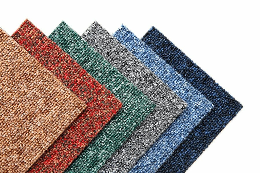 Different Kinds of Carpet Colors and Materials
