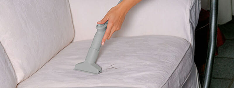 Vacuum Clean Your Upholstered Sofas and Chairs Regularly